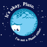 pluto-a far away piece of space rock - itsuckstogrowup