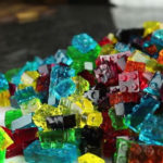 gummy legos - it sucks to grow up